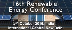 16th Renewable Energy
