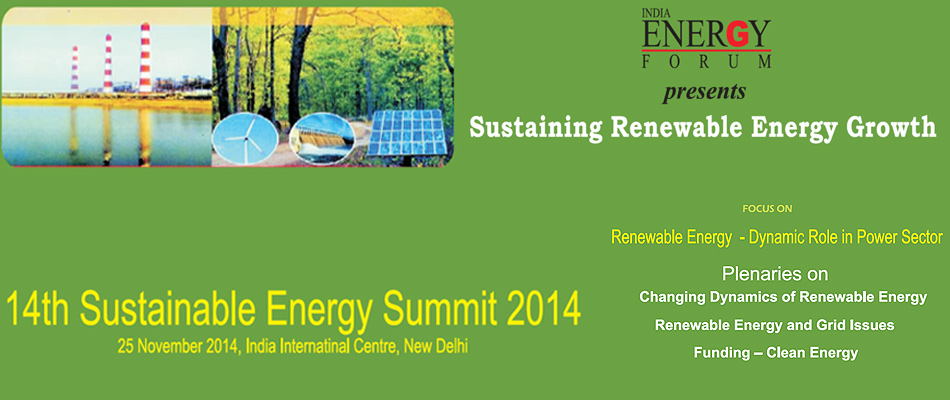 14th Sustainable Energy